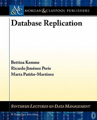 book cover: Data Replication
