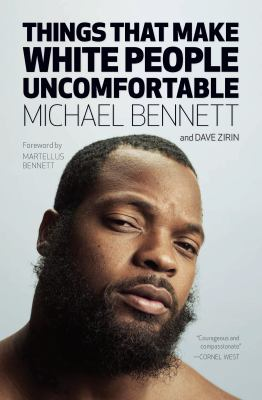 Bennett White Uncomfortable cover art