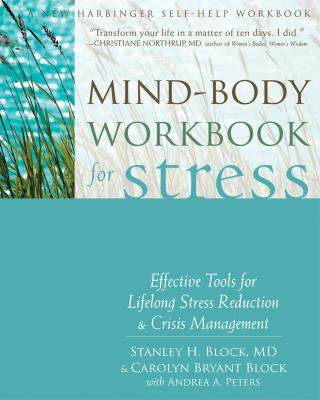 Cover Art Mind-Body Workbook for Stress