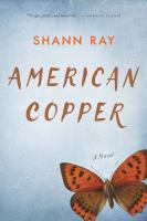 Book cover for American Copper by Shann Ray