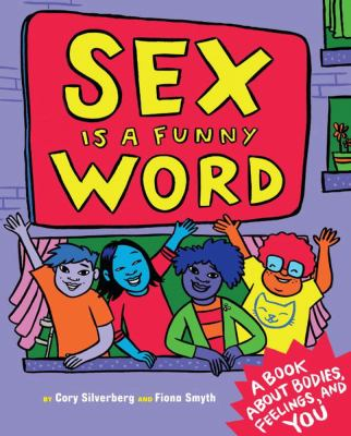 Cover art for Sex Is a Funny Word