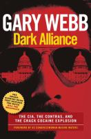 Book cover for Dark Alliance by Gary Webb