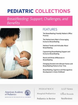 Book cover of Breastfeeding: Support, Challenges, and Benefits : Provide Clinical Breastfeeding Support, Mitigate Challenges, and Discover Developmental Benefits - click to open in a new window