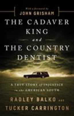 The cadaver king and the country dentist book cover