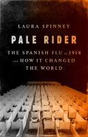 Pale Rider book cover