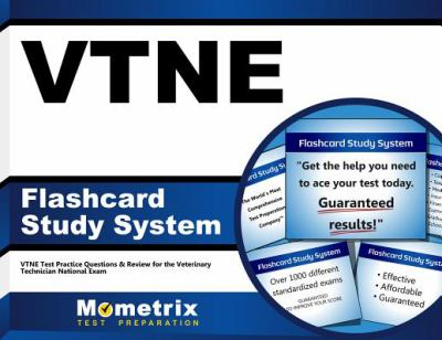 vtne Flashcard Study System Vtne Test Practice Questions & Review for the Veterinarian Technician National Exam