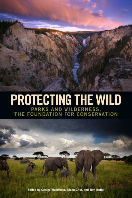 Book Cover : Protecting the Wild