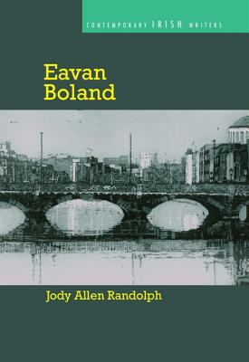Cover Art for Eavan Boland