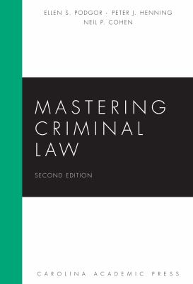 Link to Mastering Criminal Law