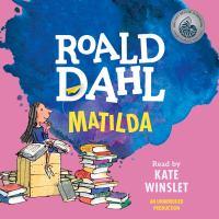 Audiobook of Matilda by Roald Dahl