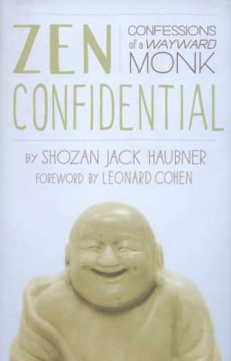 Haubner Zen Confidential cover art