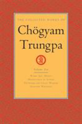 Collected Works of Chögyam Trungpa Volume Ten cover art