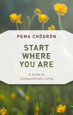 Pema Start Where cover art