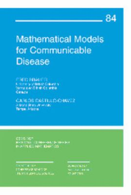 book cover: Mathematical Models for Communicable Disease