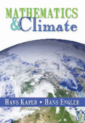 Book Cover: Mathematics and Climate