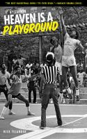 Book cover for Heaven is a Playground
