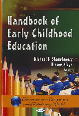Handbook of Early Childhood Education Cover Art