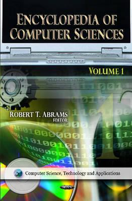 Encyclopedia of Computer Science, cover art.