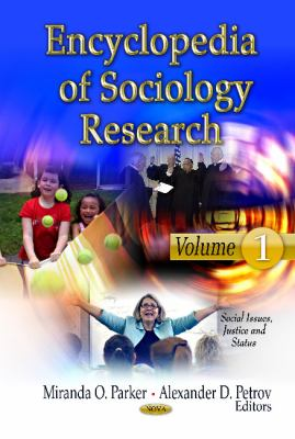 Encyclopedia of Sociology Research book cover