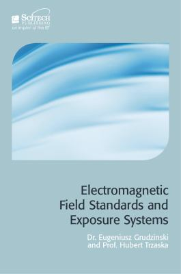 book cover: Electromagnetic Field Standards and Exposure Systems