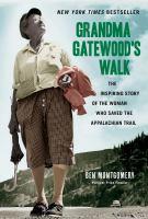 Grandma Gatewood's Walk cover