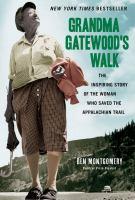 Grandma Gatewood's Walk book cover