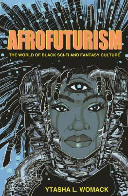 Afrofuturism books cover