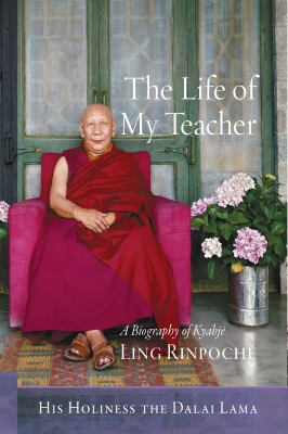 HHDL Life of My Teacher cover art