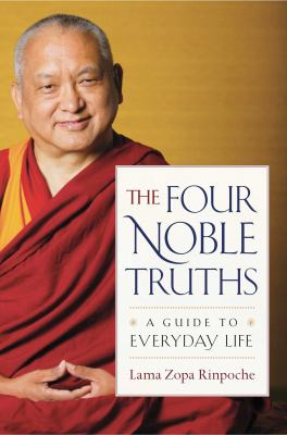 Lama Zopa Four Noble cover art