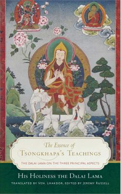 HHDL Essence of Tsongkhapa cover art