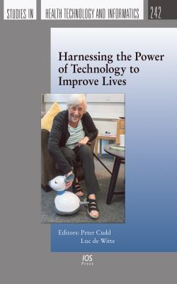 Book cover of Harnessing the Power of Technology to Improve Lives - click to open book in a new cover