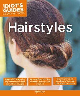 Hairstyles - Book Cover