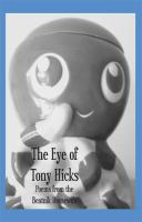 The eye of tony hicks book cover