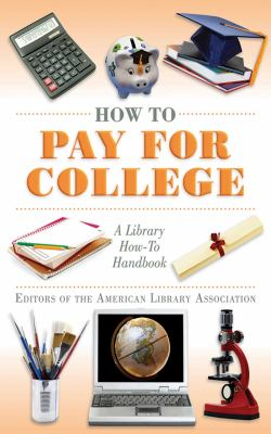 How to Pay for College Cover Art