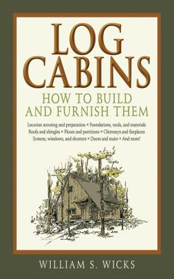 Book Cover of Log Cabins - Click to open book in a new window