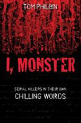 I, Monster Cover Art