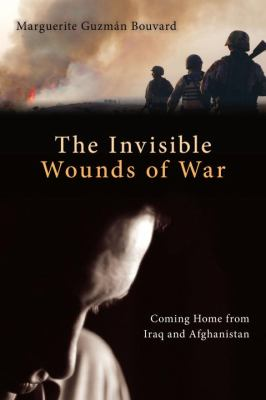 Book cover for The Invisible Wounds of War: Coming Home from Iraq and Afghanistan