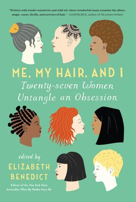 Cover Art features the heads of multiple women with different hair.