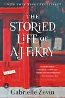 Storied Life of A.J. Fikry book cover