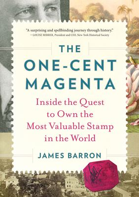 Cover Art for The One-Cent Magenta