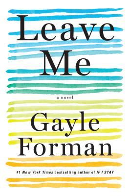 Book cover for Leave me.