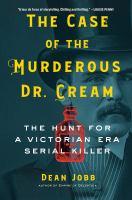 Case of the Murderous Mr. Cream book cover
