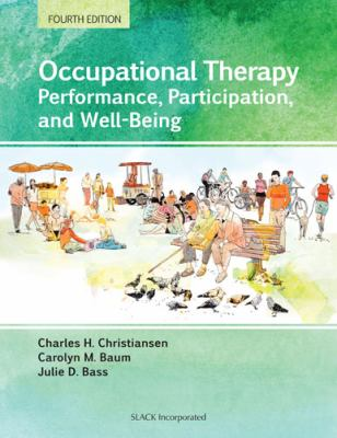 Occupational Therapy: performance, participation, and well-being cover and link