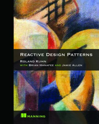 book cover:  Reactive Design Patterns