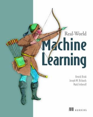 book cover: Real-World Machine Learning