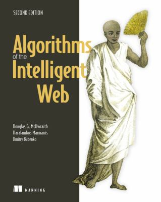 book cover: Algorithms of the Intelligent Web