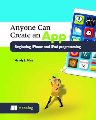 book cover: Anyone Can Create an App