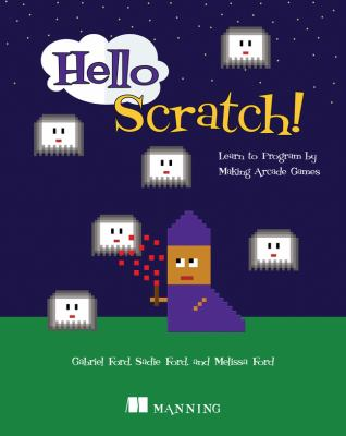 book cover: Hello Scratch!
