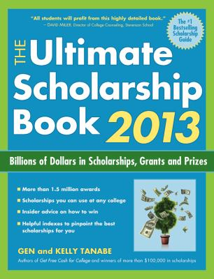 The Ultimate Scholarship Book 2013 Cover Art