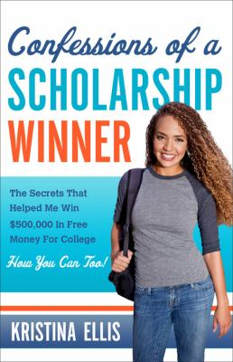 Confessions of a Scholarship Winner Cover Art